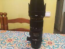 SIGMA EX 70-200mm F/2.8 APO DG HSM LENS NIKON