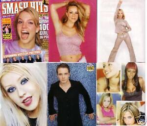 Sexy Mariah Carey Britney Spears Westlife Aguilera All Saints