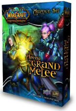 World of Warcraft TCG WoW Trading Card Game Arena Grand Melee Alliance Set