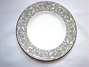WATERFORD-CARINA-PLATINUM-9-034-SALAD-DESERT-ACCENT-PLATE-NEW-NEVER-USED
