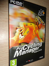 GIOCO PC DVD-ROM PRO CYCLING MANAGER STAGIONE 2012 LE TOUR DE FRANCE IN ITALIANO