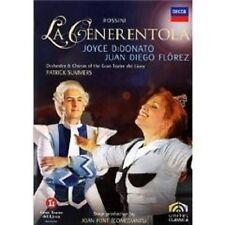 ROSSINI: LA CENERENTOLA 2 DVD JUAN DIEGO FLOREZ NEU