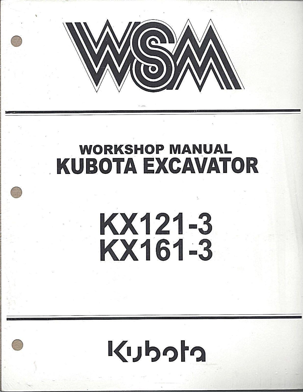 [DVZP_7254]   300F0A Kubota Excavator Kx Owner S Manuals | Wiring Library | Kubota Excavator Wiring Diagrams |  | Wiring Library