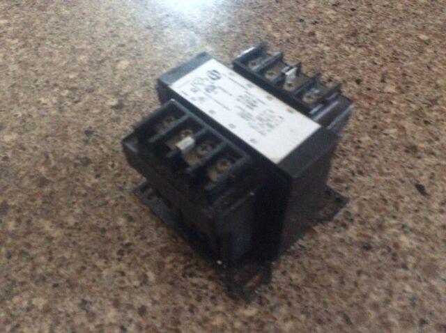240V 480V Transformer SL500QJ-3-BULK Hammond 1ph 500 VA 60 HZ 2:1 4:1 120V