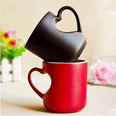 Magic Color-Changing Cup Coffee Mug Heat Cold Temperature Sensitive Tea Milk Cup