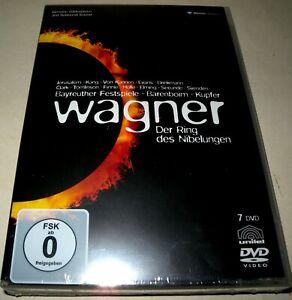 Richard-Wagner-DVD-Boxset-Der-Ring-Des-Nibelugen-The-Ring-of-the-Nibelung-7-Disc