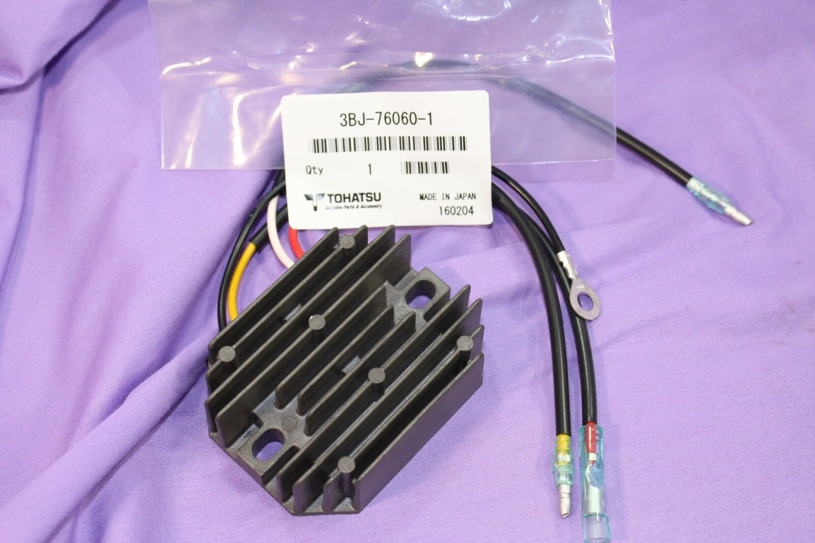 Tohatsu MFS20 Außenborder 15 hp 20 hp Gleichrichter Regler 4 Stroke 3BJ-76060-1