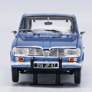 NOREV-1-18-Scale-Diecast-Model-Car-Collection-Toys-for-1967-Renault-16-ORIGINAL
