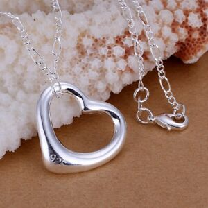 18K-White-Gold-Plated-Floating-Heart-Pendant-Necklace