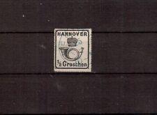 Hannover Michelnummer 22 y gestempelt (intern: 253 )