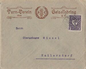 Briefumschlag-Turnverein-Geiselhoering-verschickt-nach-Mallersdorf-Jahr-1922