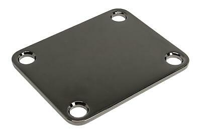 """fits Fender® Fat Guitar Neck Plate .104/"""" thick Nickel Made in USA"""