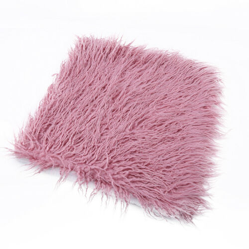 Long Plush Hairy Luxury Fluffy Cushion Cover Decorative Pillow cover Bed Sofa G