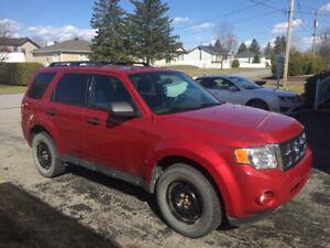 2010 Ford Flex Escape XLT