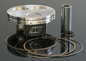 HONDA TRX680 RINCON  WISECO PISTON KIT 40066M10200 102mm STD SIZE 06-17 10:1