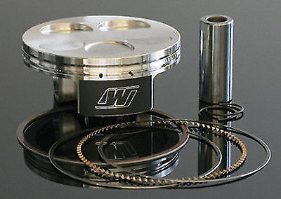 OUTLANDER 650  WISECO PISTON KIT 40029M08300 83mm 1mm OVER 06-13
