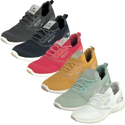 Mustang Damen Sneaker Schnürhalbschuh 1315-306