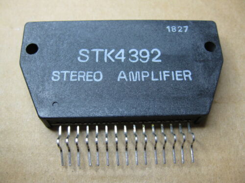 Nuevo híbrido-IC stk4392 stk-4392 audio power amp