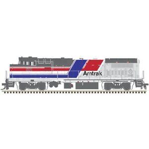 "Atlas 10003146 HO Dash 8-32BWH Silver DCC Ready Amtrak ""Pepsi Can"" #507"