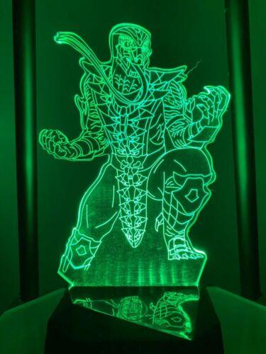 Mortal Kombat Reptile light