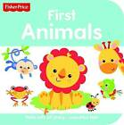 Fisher Price Rainforest Friends Animals by Autumn Publishing Ltd (Board book, 2015)