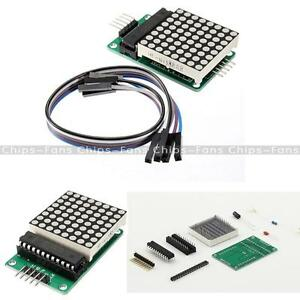 MAX7219-LED-Dot-matrix-8-Digit-Digital-Display-Control-Module-for-Arduino-CF