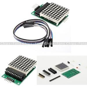 MAX7219 LED Dot matrix 8-Digit Digital Display Control Module for Arduino CF