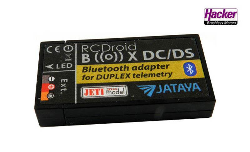 Jeti Duplex RC  Droidscatola DS Dc Modulo di Retrofit blutooth Trasmittente  seleziona tra le nuove marche come