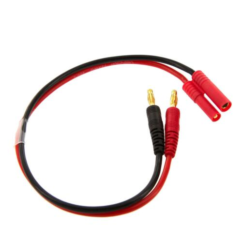 Venom HXT 4mm Battery to Charger Adapter Plug for RedCat Racing//Exceed RC 17024