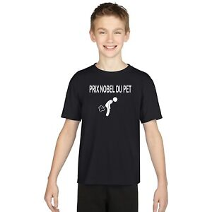 T-shirt-ENFANT-PRIX-NOBEL-DU-PET