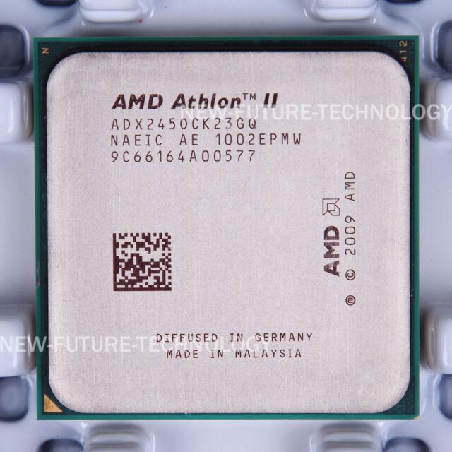 AMD Athlon II X2 245 (ADX245OCK23GQ) CPU 4000 MHz 2.9 GHz Socket AM3 100% Work