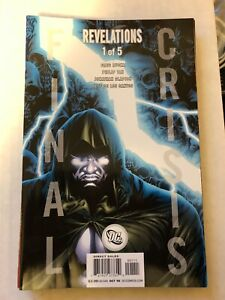 Final Crisis [Lot of 9] Cover B in Near Mint + condition. DC comics