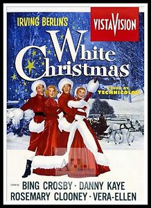 White Christmas Movie.Details About White Christmas 2 Movie Posters Musicals Classic Vintage Films
