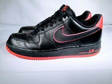 info for 927e9 f91d5 item 6 Nike Air Force 1, Black   Red, Low Men s Size  10.5 (488298-002) -Nike  Air Force 1, Black   Red, Low Men s Size  10.5 (488298-002)