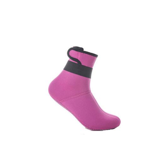 3mm Neoprene Water Sports Scuba Swim Surf Diving Aqua Fin Socks Snorkel Boots US