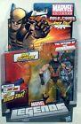 Hasbro Marvel Legends Arnim Zola Build-A-Figure Series Dark Wolverine Masked MOC