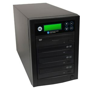 1-3-Target-SAMSUNG-DVD-CD-Multiple-Disc-Copier-Burner-Duplicator-Tower-System