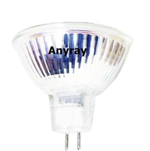 10 -Bulbs MR16 12-Volts 35W FMW Flood Halogen light Bulbs 12V 35-Watt Anyray