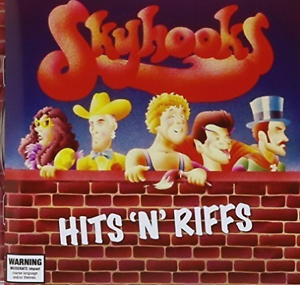 Skyhooks-Hits-039-N-039-Riffs-New-amp-Sealed-CD