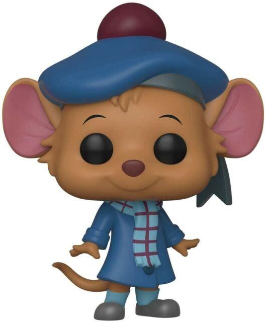 Disney The Great Mouse Detective Funko Pop Olivia 775 Vinyl Figure IN STOCK