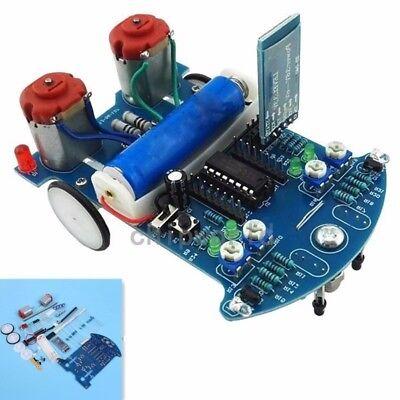 D2-6 Bluetooth Remote Control Tracking Smart Car Motor DIY Kits JD3-100 3.7V