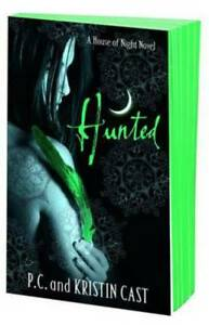 House-of-Night-Hunted-Number-5-in-series-by-Kristin-Cast-Paperback