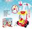 Carro-Carrito-de-limpieza-para-ninos-juguete-juego-de-rol-Juego-amp-trabajo-Aspiradora-456 miniatura 1
