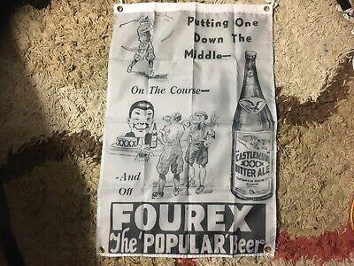 XXXX fourex beer QLD Man cave flag mancave ideas State of origin home decor sign