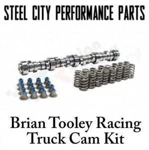 Details about NEW V2 Brian Tooley Racing Stage 4 LS 4 8/5 3/6 0/6 2 BTR  Truck Cam Kit