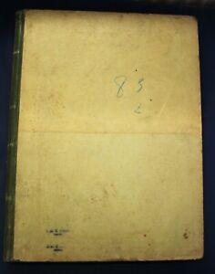 Hall-Berger-Uber-terra-e-mare-50-volume-1883-fascicolo-27-52-una-rivista-giornale-JS