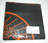Sealed - Jagermeister Bandana - Jager Stag Handkerchief Biker Black Orange
