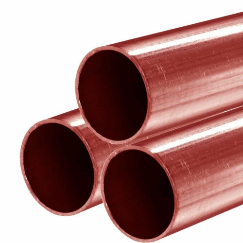 Type M 1.125 3 Pack Copper Tube 1 NPS x 60 inches