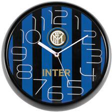Orologio da Parete Ufficiale INTER F.C. art. 00840IN1 -LOWELL srl Calcio Tifoso
