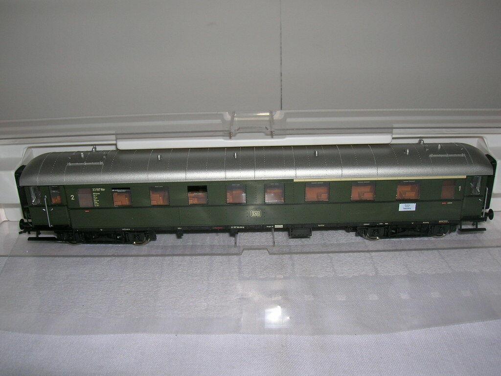 ventas en linea Coche de de de tren Fleischmann H0 1  87 1 º y 2 º clase de la DB artículo K 5676  Ven a elegir tu propio estilo deportivo.